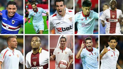 Los 10 fichajes más caros de la historia del Sevilla FC ...