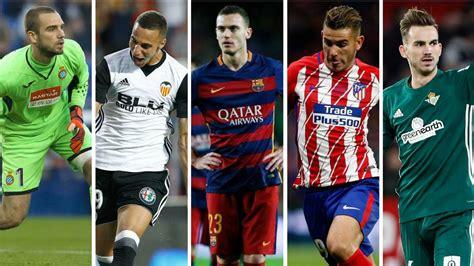 Los 10 jugadores que han dado un paso al frente en LaLiga ...