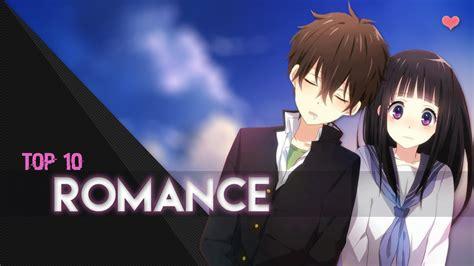 Los 10 mejores animes de romance | El sepulcro de las ...