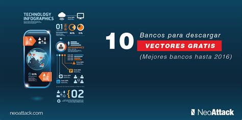 Los 10 Mejores Bancos de Vectores Gratis Para Descargar ...