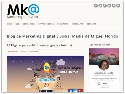 Los 10 mejores blogs de marketing digital en español 2015
