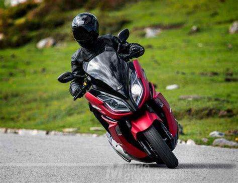 Los 10 Mejores Scooters GT 125   Comparativa y Precios