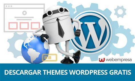 Los 10 mejores sitios para descargar themes WordPress gratis