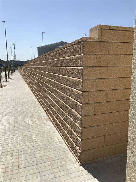 Los 10 pasos en la colocación de muros de contención de ...