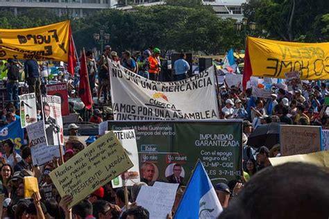 Los 10 Problemas Sociales de Guatemala Más Graves   Lifeder