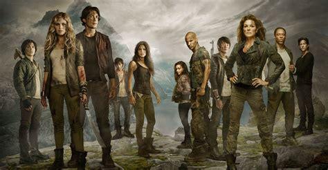 Los 100 temporada 5   Ver todos los episodios online
