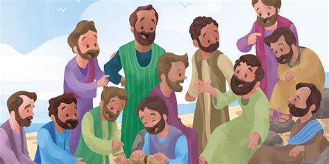 Los 12 apóstoles   Lecciones de la biblia, Biblia, Biblia ...