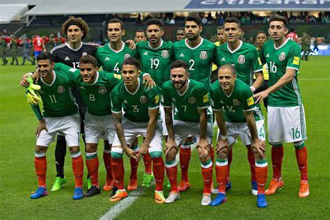 Los 12 momentos de la Selección Mexicana en el 2017