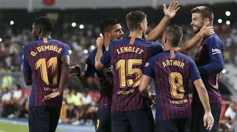 Los 14 jugadores en la agenda del FC Barcelona 2019 2020