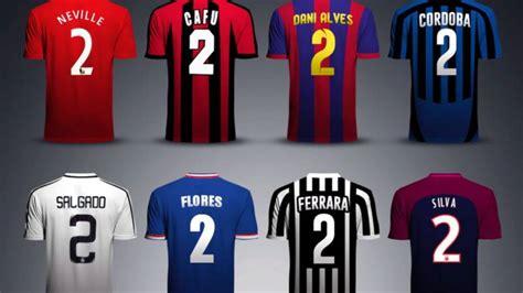 Los 16 legendarios futbolistas con el dorsal  2 ; ¿Cuál es ...