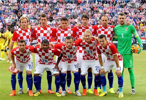 Los 23 convocados de Croacia