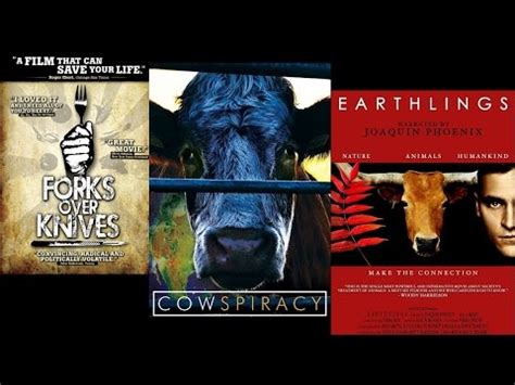 Los 3 mejores documentales veganos   YouTube