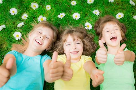 Los 3 secretos que harán que tus hijos sean felices ...