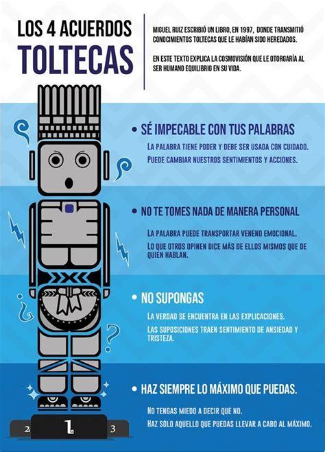 Los 4 acuerdos Toltecas | REVISTA LATINA NC en 2020 ...
