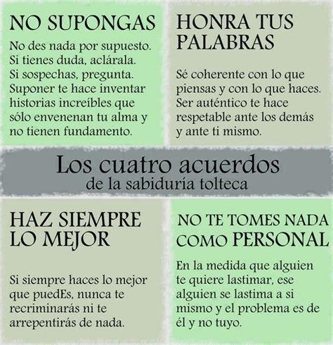 Los 4 acuerdos Toltecas   Salud y bienestar en Taringa!