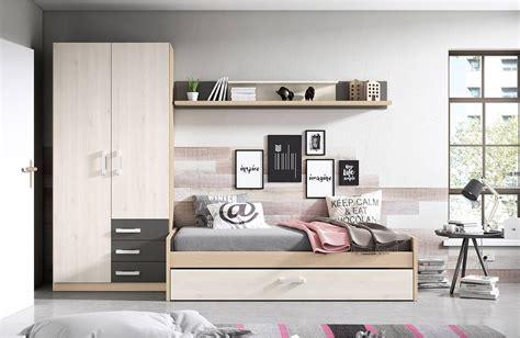 Los 5 mejores dormitorios juveniles con cama nido en ...