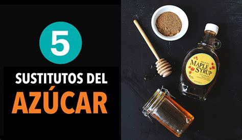 Los 5 mejores sustitutos del azúcar y cómo usarlos ...