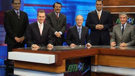 Los 5 programas deportivos más exitosos de la TV mexicana ...