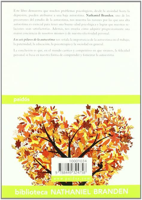 Los 6 pilares de la autoestima pdf nathaniel, iatt ykp.org