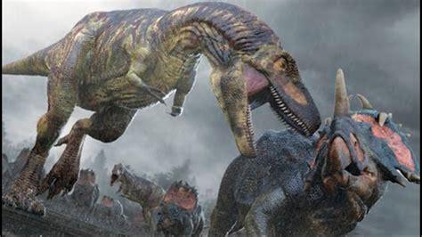 Los 8 Dinosaurios más grandes de la historia   YouTube