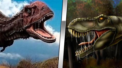 Los 8 dinosaurios más peligrosos   YouTube