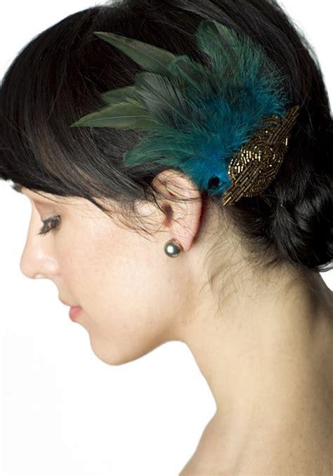 Los abalorios de Aventurine: Adornos de fiesta para el pelo