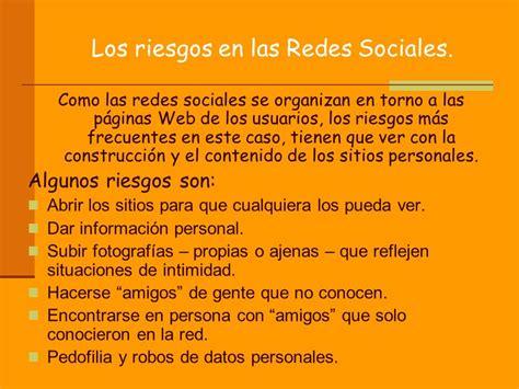 Los adolescentes y el uso de las Redes Sociales   ppt ...