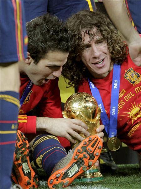 Los Alpes 2.010: Campeones del Mundo de Futbol