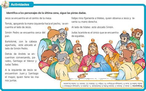 Los apóstoles de Jesús   Escolar   ABC Color