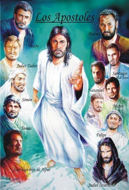 Los apóstoles de Jesús...