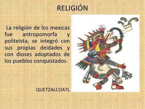 LOS AZTECAS   CIVILIZACIONES DE AMERICA