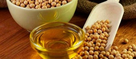 Los beneficios de consumir aceite de soya