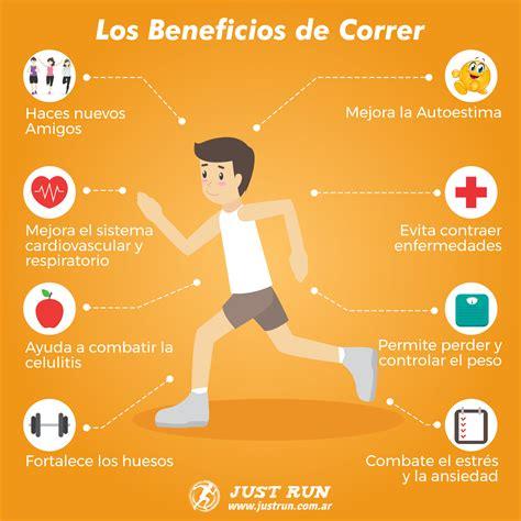 Los beneficios de correr | Just Run   Todo Running   Argentina