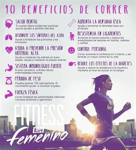 Los beneficios de correr, para el cuerpo y la salud ...