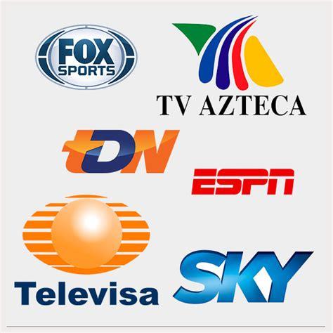 Los canales de televisión de la Liga MX   Deportes Inc