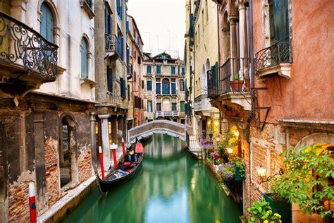 Los Canales de Venecia   Guía de Venecia   Euroviajar.com