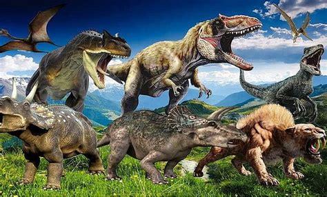 Los cinco dinosaurios más importantes de la prehistoria ...