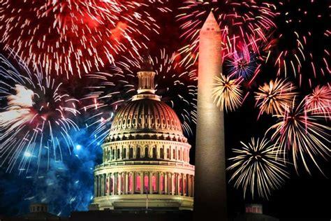 Los Cinco Mejores Lugares para Celebrar el 4 de Julio