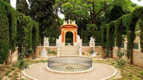 Los cinco parques más bonitos de Valencia