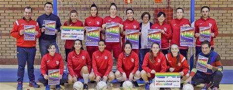 Los clubes se suman a la campaña 'Leganés juega con orgullo'