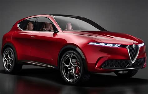Los coches y SUV de Alfa Romeo hasta 2022: Tonale, Stelvio ...