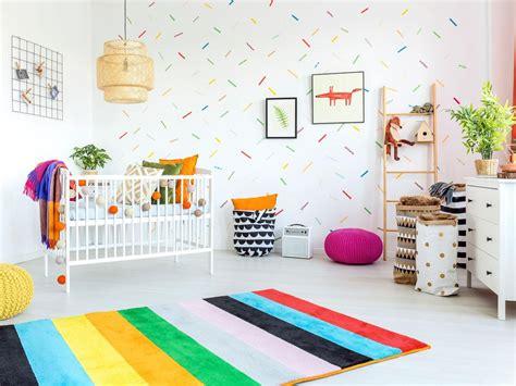 Los colores de la habitación infantil, ¿cuáles elegir?
