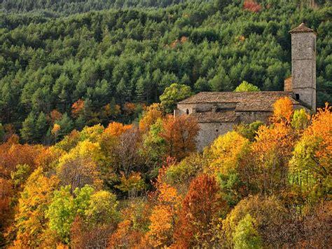 Los colores del otoño   Valle del río Rapa  Suecia