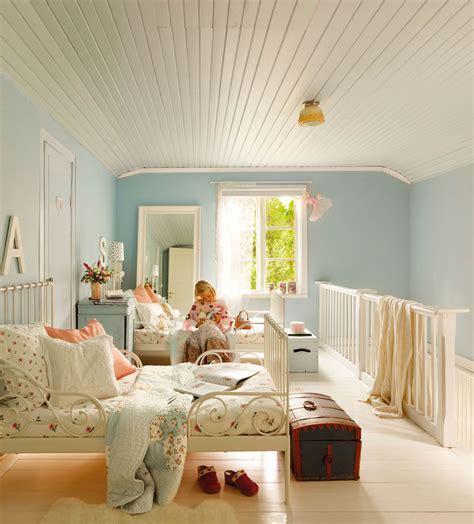 Los colores ideales para pintar la habitación infantil