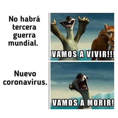 Los contagiosos memes del Coronavirus se hacen virales ...
