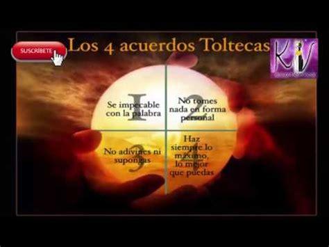 Los cuatro acuerdos de la sabiduría Tolteca completo   YouTube
