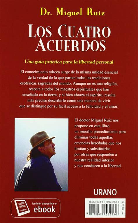 Los Cuatro Acuerdos, de Miguel Ruiz