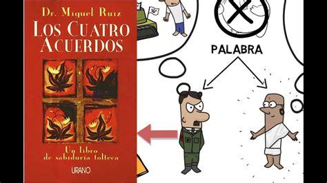 Los Cuatro Acuerdos por Miguel Ruiz   Resumen Animado ...