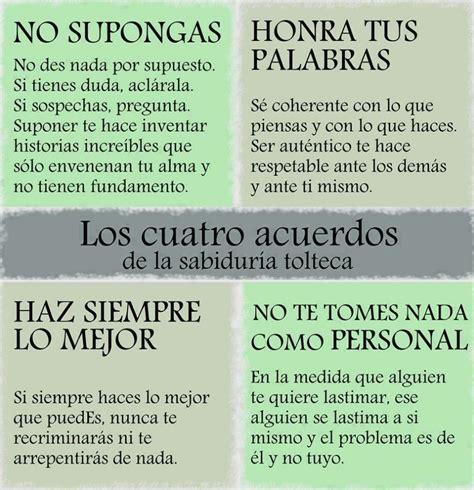 Los cuatro acuerdos por Miguel Ruiz Sin Excusas para ...