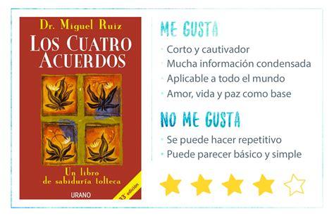 Los Cuatro Acuerdos – Miguel Ruiz   Libros para Cambiar de ...